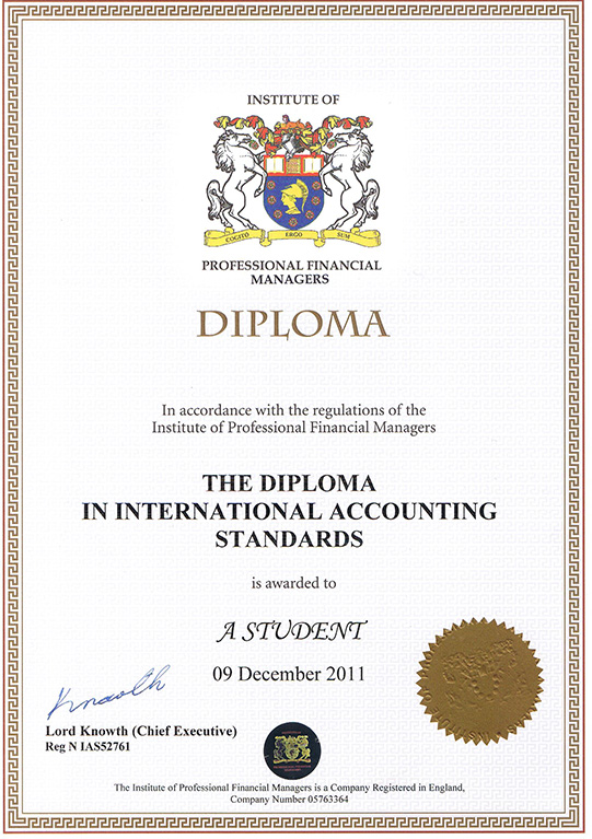 err diploma in h and s